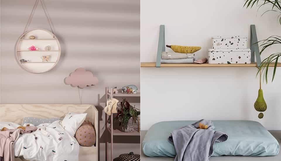 Regale im Kinderzimmer, Ferm living kids