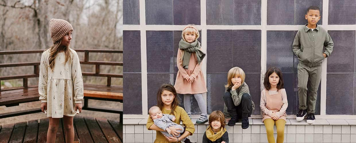 Kinder-Herbstmode 2019 – Gray Label, Tinycottons, Mini Rodini