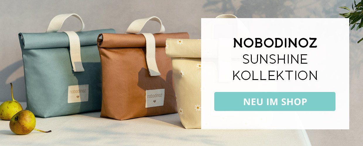 Nobodinoz Sunshine Kollektion