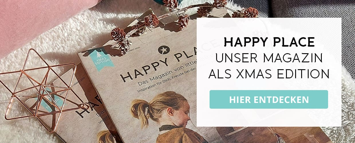 Happy Place – Das Magazin von littlehipstar in einer XMAS-Edition