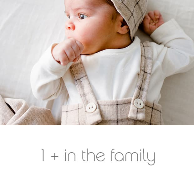 1+ in the family AW/2020 Kollektion