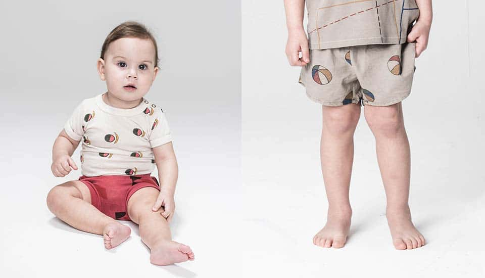 Bobo Choses, Shorts, Babyshorts